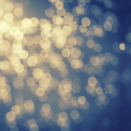 Abstract light bokeh as background