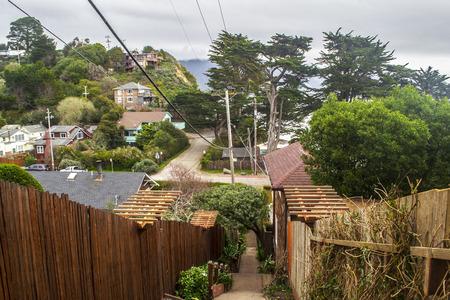 residential neighborhood: Residential Neighborhood in Northern California