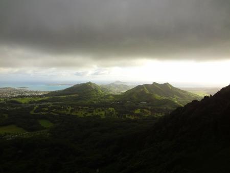 Oahu: The Island of Oahu in Hawaii
