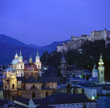 salzburg: Salzburg  , Austria