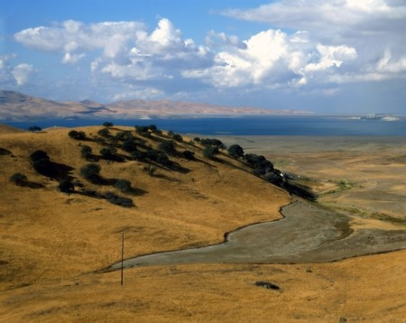 luis: San Luis Reservoir, California