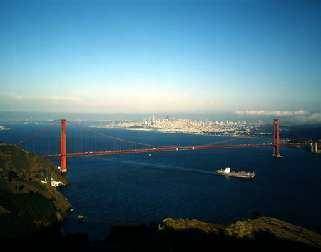 Golden Gate Bridge,San Francisco, California Stock Photo - 7642857