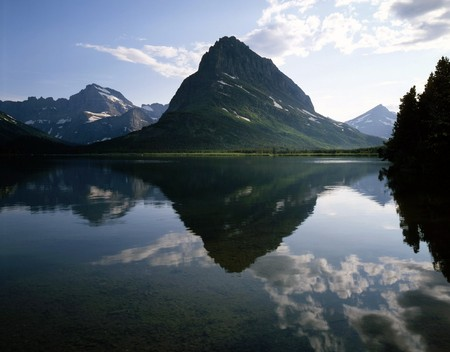 glacier national park: Swift Current Lake, Glacier National Park, Montana