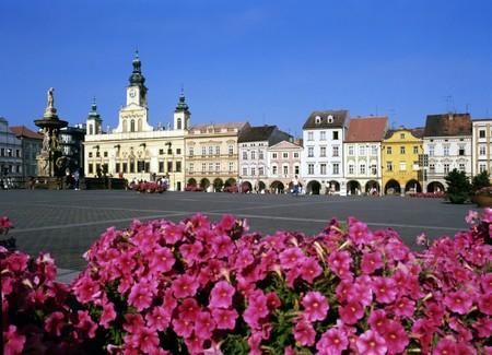 budejovice: Ceske Budejovice, Czech Republic