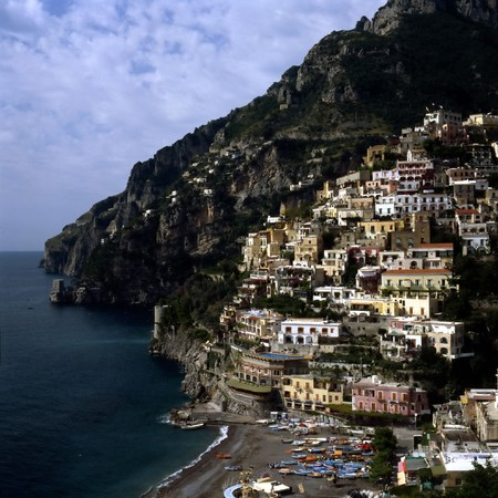 positano: Positano, Italy