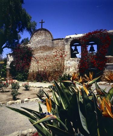 Mission San Juan Capistrano, California Stock Photo - 7643102