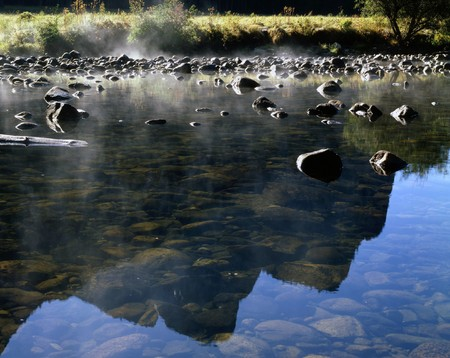merced: River Merced, Yosemite National Park, California