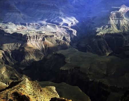 hopi: Hopi punto, grande Canyon, Arizona