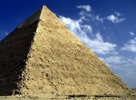 Pyramid of Khafre, Egypt Stock Photo - 7643061