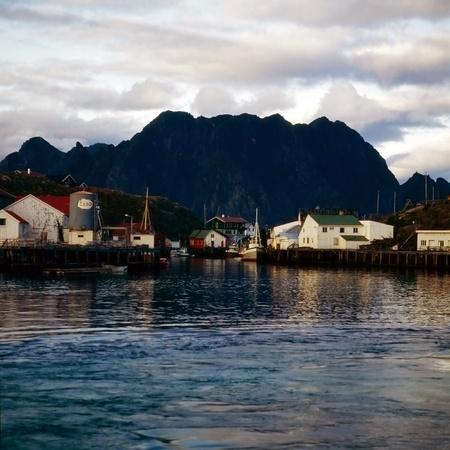 lofoten: Lofoten Island, Norway