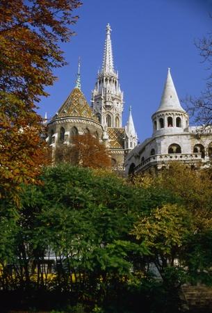 matthias: Matthias church, Budapest Stock Photo
