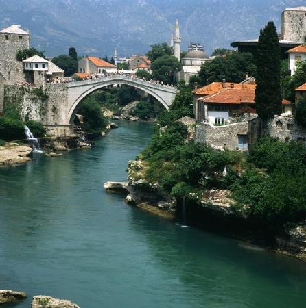 mostar: Mostar, Bosnia-Herzegovina