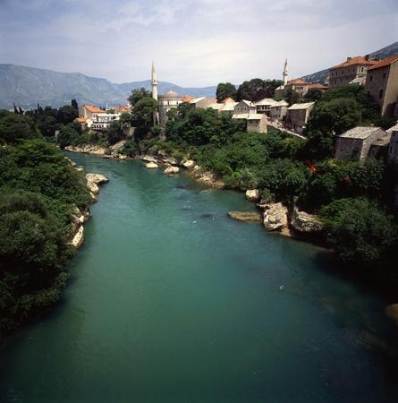 mostar: Mostar, Bosnia, Herzegovina