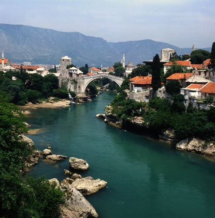 Mostar, Bosnia-Herzegovina Stock Photo - 11883982