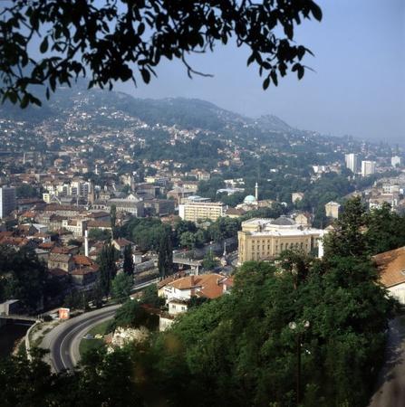 sarajevo: Sarajevo Stock Photo