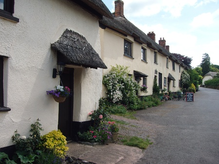 Village home in England, UK