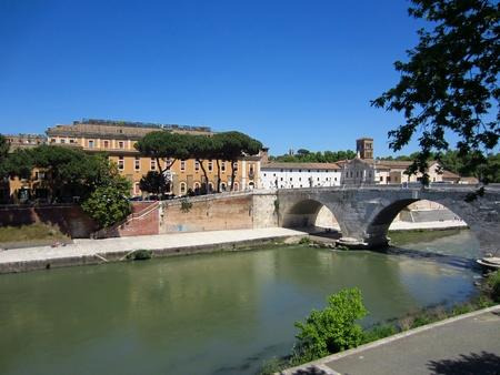 tiber: Rome, River Tiber