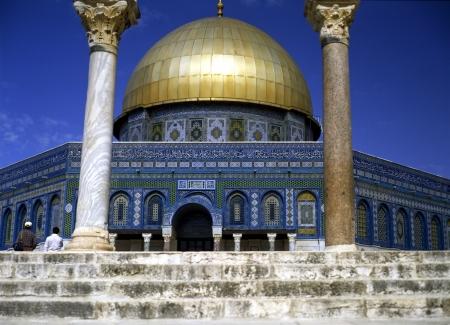 dom: Dom du Rocher, � J�rusalem