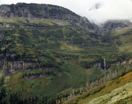 Glacier National Park, Montana photo