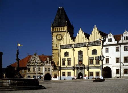 fount: Tabor, Czech Republic