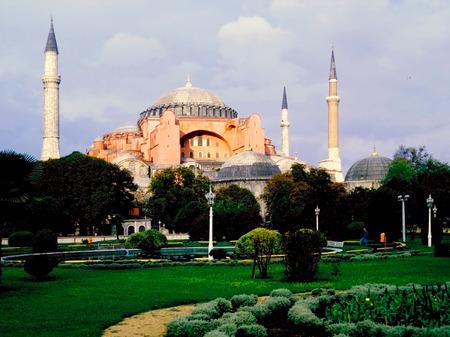 sophia: Hagia Sophia in Istanbul