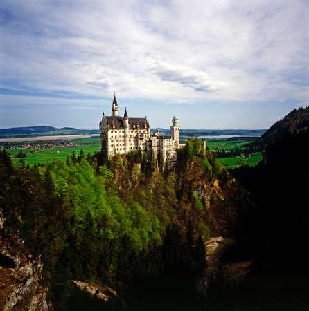 neuschwanstein: Castle Neuschwanstein, Germany