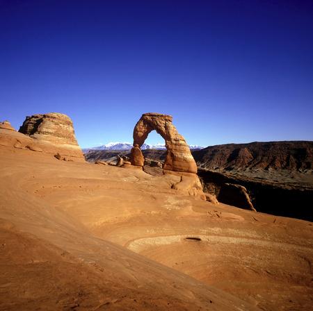 utah: Delicate Arch, Utah