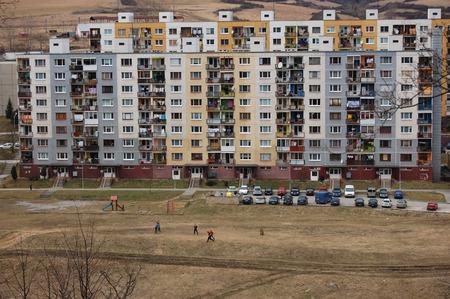 housing lot: Public housing
