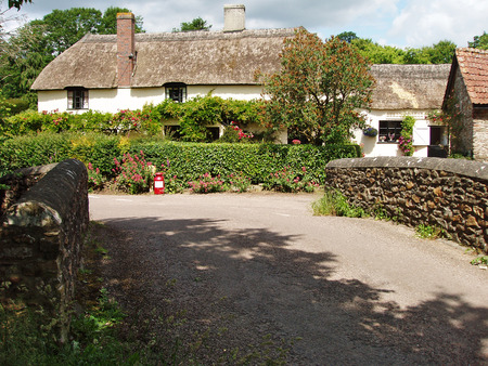 Village home in England UK photo
