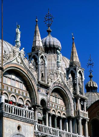 venice: St.Marks Basilica, Venice Stock Photo