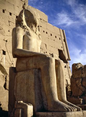 eight: Karnak Temple, Pylon number eight
