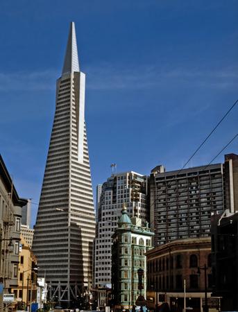 transamerica: Transamerica Building, San Francisco