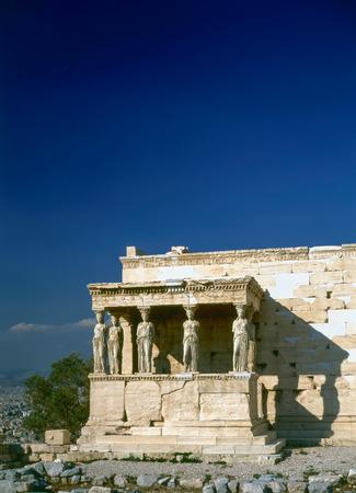 acropolis: Erechtheion,Acropolis, Athens