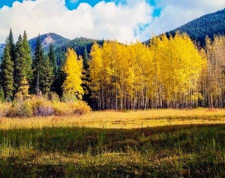 rocky mountains colorado: Autumn in Rocky Mountains, Colorado