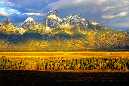 teton: Grand Teton, Wyoming