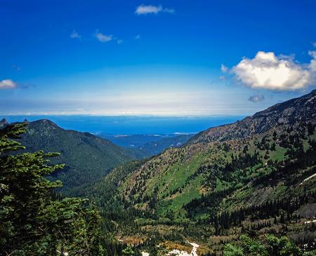 Juan de Fuca Strait, Washington
