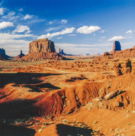 Monument Valley, Arizona 写真素材