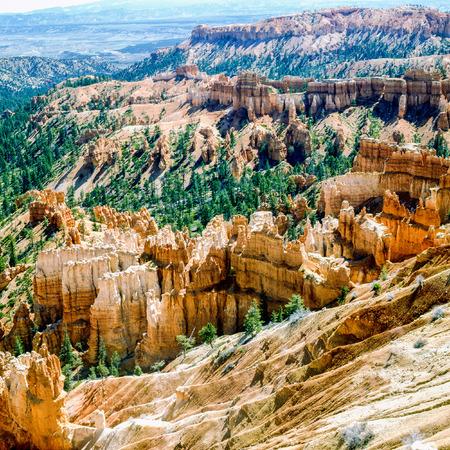 Bryce Canyon, Utah Reklamní fotografie