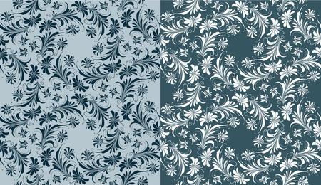 textil: Seamless Wallpaper Background Illustration