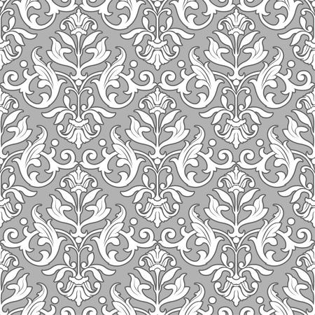 classical style: Seamless Classic Pattern Illustration