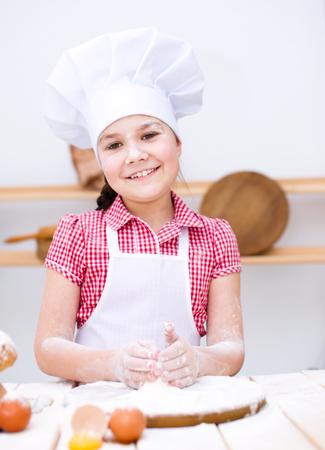 making bread: