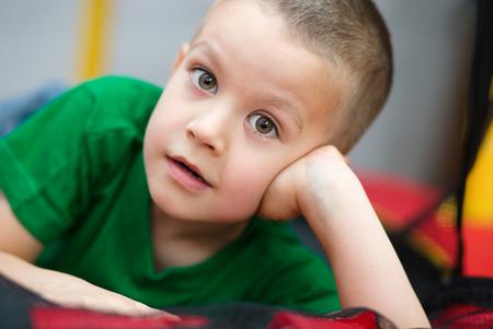 ��beautiful boy�: Little cute beautiful boy Stock Photo