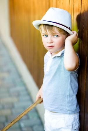 ��beautiful boy�: Little beautiful boy Stock Photo
