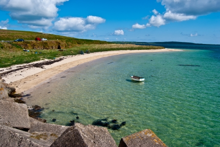 mainland: beautiful landscape on the Mainland of the Orkney Islands