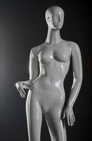 mannequin: Peuplement en plastique Banque d'images