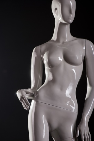 dummy: Female fashion mannequin