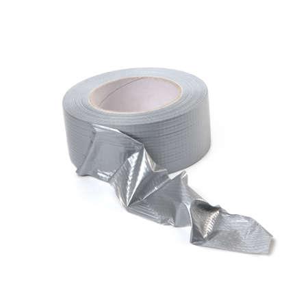 ufortyfikować: Wzbogaconej srebra taśmy przylepnej sprawie konstrukcji zabezpieczających przy przewróceniu.