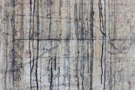 black block: Muro de hormig�n sucio sobrevolaron con alquitr�n.