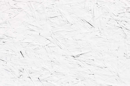 White painted chipboard surface with copy space. Stock Photo - 12476726