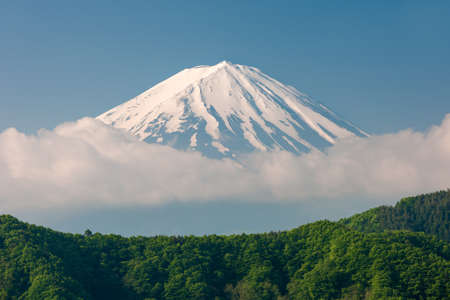 holy symbol: Monte Fuji, el Fuji-san, famoso s�mbolo sagrado de Jap�n
